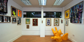Outsiders In show at Corke Gallery